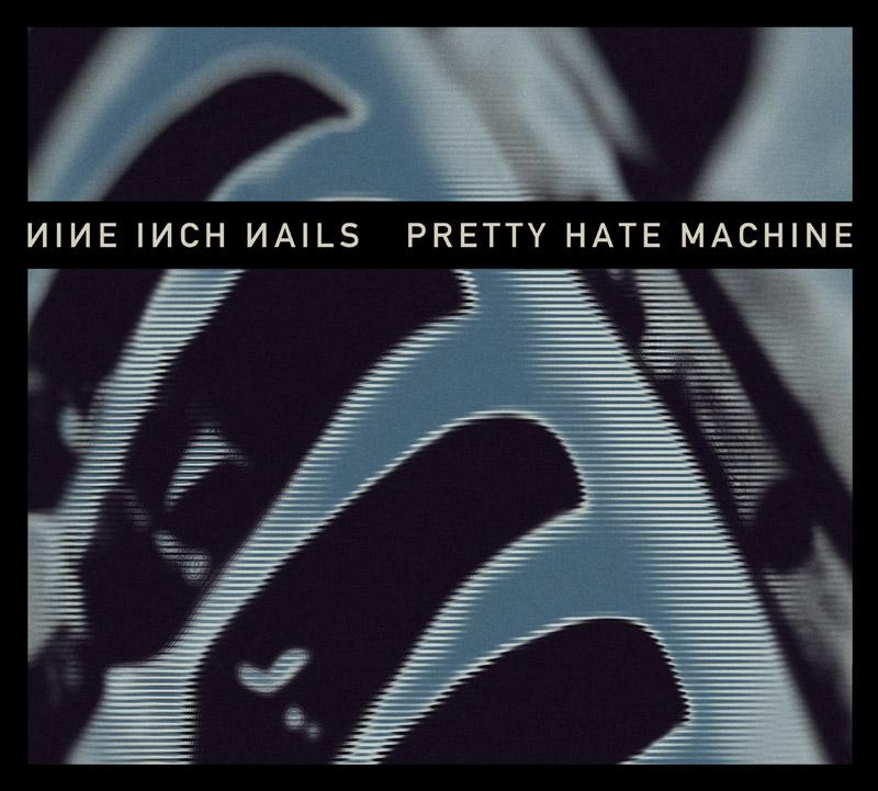 nine inch nails pretty machine cd