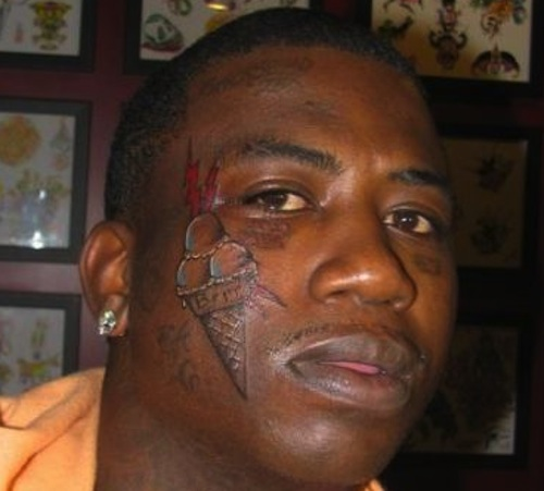 Ice Cream Tattoo